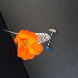 Regular Joe Accents - 80s Flower Bud Vase Vintage